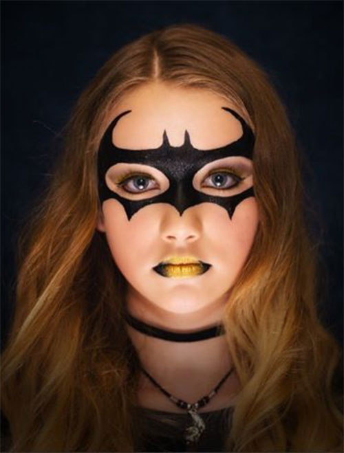 Halloween-Batman-Mask-Makeup-Looks-Ideas-2020-8