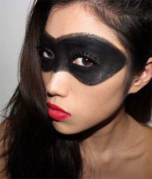 Halloween-Batman-Mask-Makeup-Looks-Ideas-2020-9