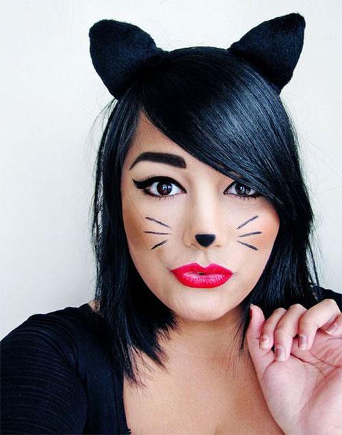 Halloween-Cat-Face-Makeup-Ideas-2020-1