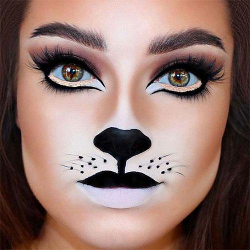 Halloween-Cat-Face-Makeup-Ideas-2020-11