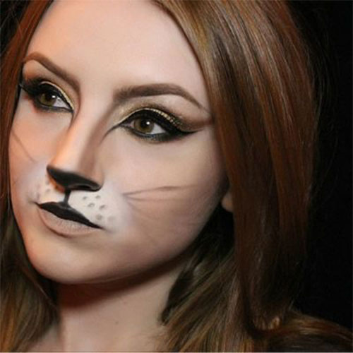 Halloween-Cat-Face-Makeup-Ideas-2020-3
