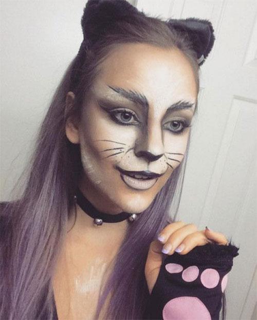 Halloween-Cat-Face-Makeup-Ideas-2020-6