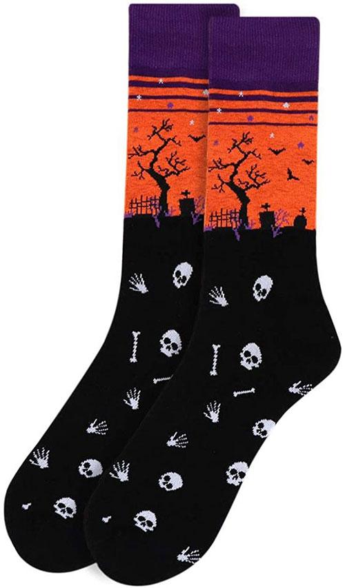 Halloween-Socks-For-Girls-Women-2020-1