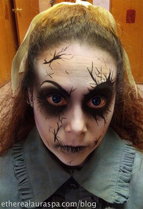 Scary-Halloween-Makeup-Looks-Ideas-2020-10