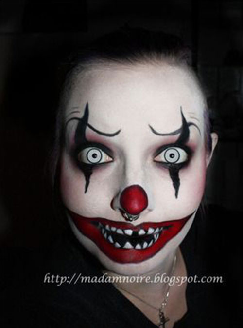 Scary-Halloween-Makeup-Looks-Ideas-2020-11