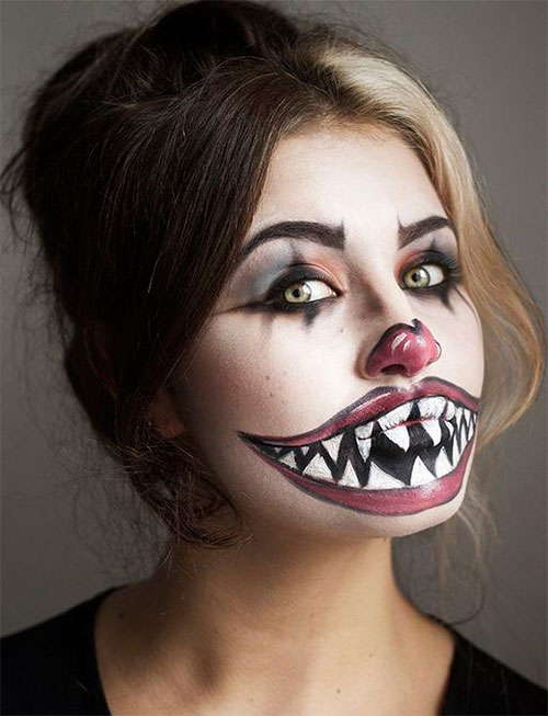 Scary-Halloween-Makeup-Looks-Ideas-2020-5