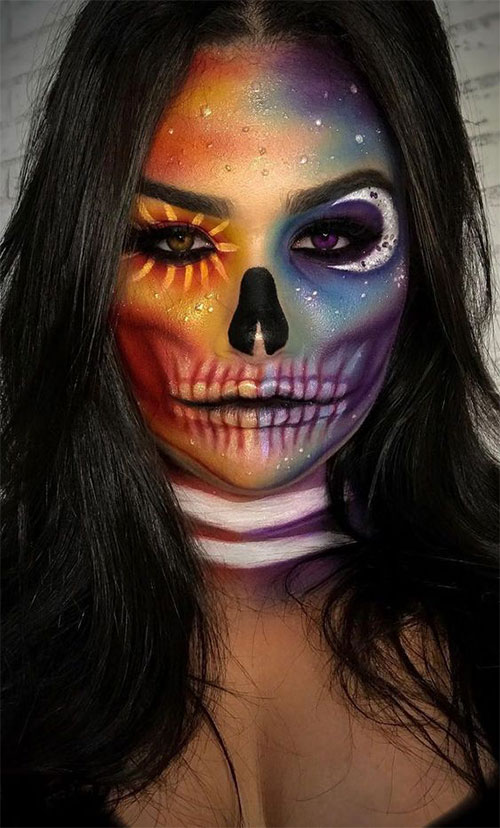 Scary-Halloween-Makeup-Looks-Ideas-2020-6