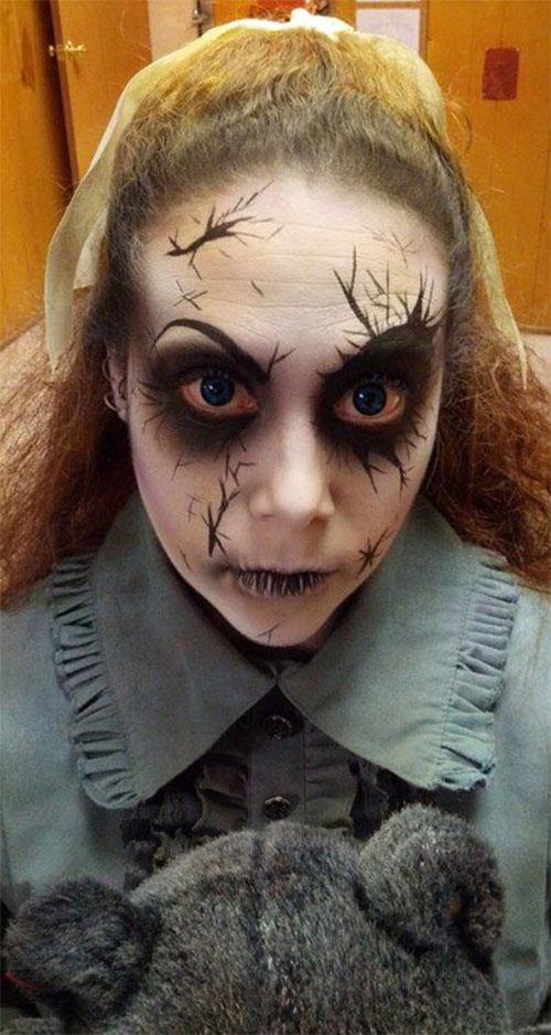 Scary-Halloween-Makeup-Looks-Ideas-2020-8