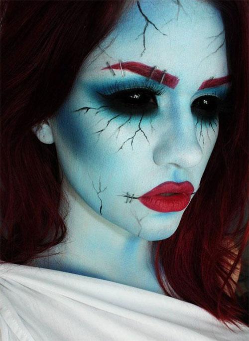 Scary-Halloween-Makeup-Looks-Ideas-2020-9