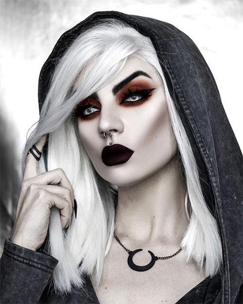 Scary-Vampire-Makeup-Looks-Ideas-2020-7