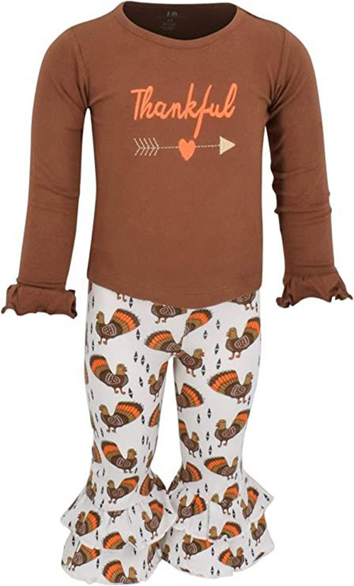 Best-Happy-Thanksgiving-Outfit-For-Kids-Girls-2020-13