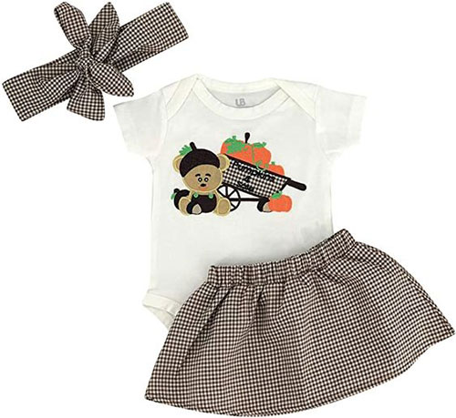 Best-Happy-Thanksgiving-Outfit-For-Kids-Girls-2020-2