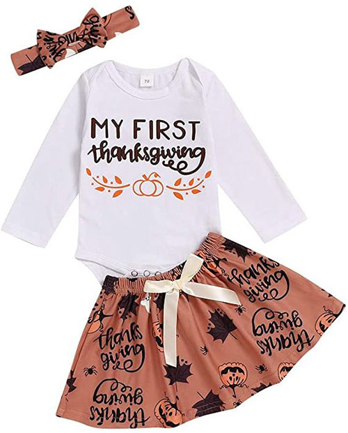 Best-Happy-Thanksgiving-Outfit-For-Kids-Girls-2020-3