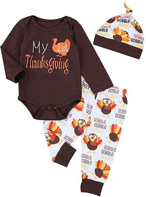 Best-Happy-Thanksgiving-Outfit-For-Kids-Girls-2020-4