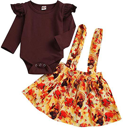 Best-Happy-Thanksgiving-Outfit-For-Kids-Girls-2020-7