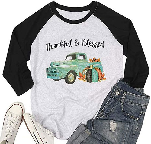 Happy-Thanksgiving-T shirts-For-Girls-Women-2020-10
