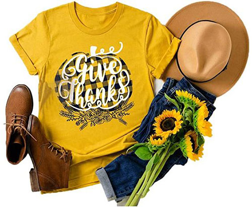 Happy-Thanksgiving-T shirts-For-Girls-Women-2020-14