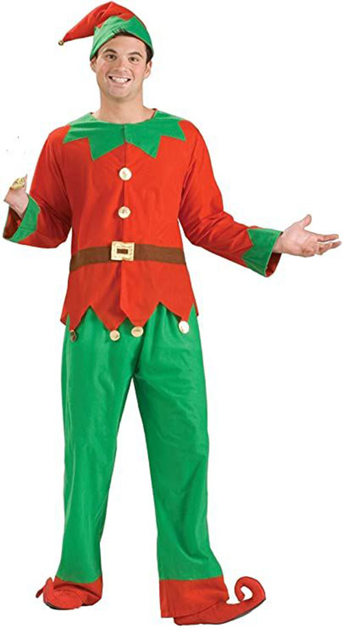 Christmas-Elf-Costumes-Outfits-For-Kids-Adults-2020-10