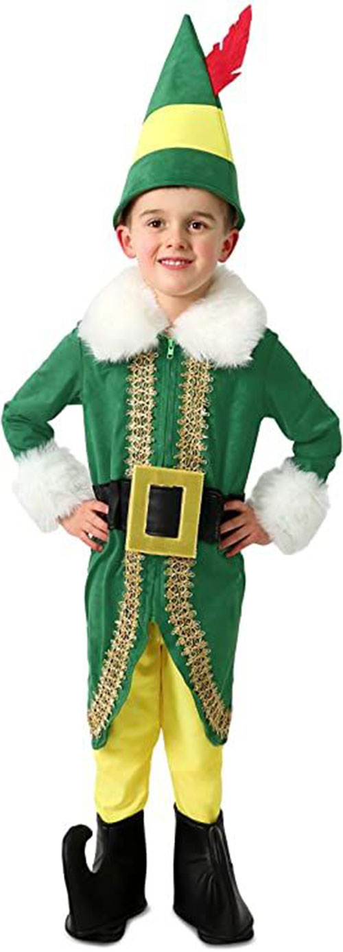 Christmas-Elf-Costumes-Outfits-For-Kids-Adults-2020-4
