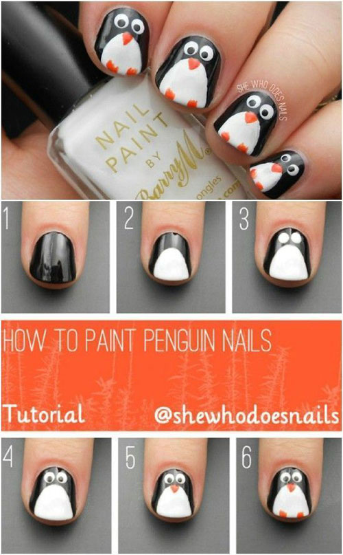 Christmas-Nail-Art-Tutorials-For-Beginners-Learners-2020-11