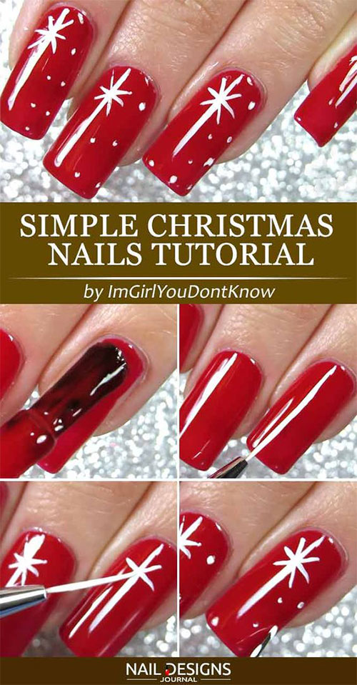 Christmas-Nail-Art-Tutorials-For-Beginners-Learners-2020-17