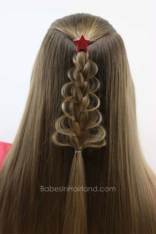 Christmas-Themed-Hairstyle-Ideas-For-Short-Long-Hair-2020-1