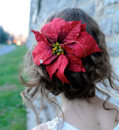 Christmas-Themed-Hairstyle-Ideas-For-Short-Long-Hair-2020-14
