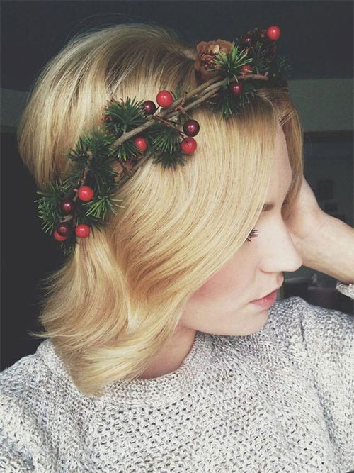 Christmas-Themed-Hairstyle-Ideas-For-Short-Long-Hair-2020-15
