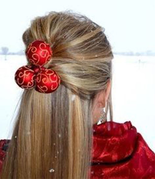 Christmas-Themed-Hairstyle-Ideas-For-Short-Long-Hair-2020-8