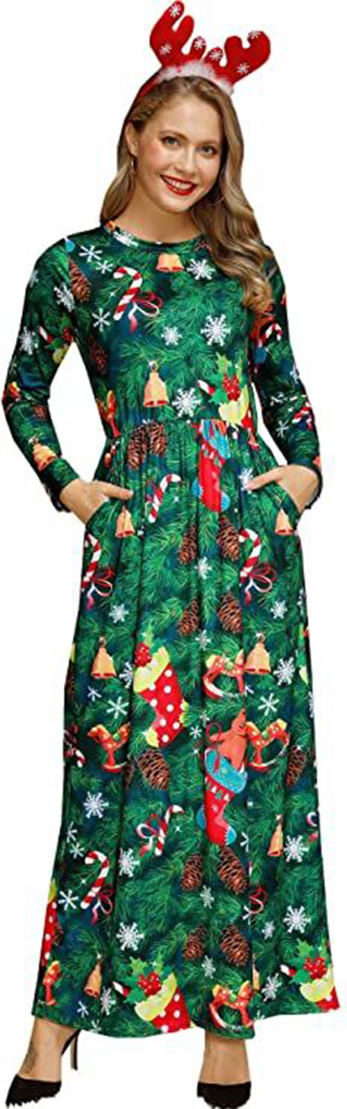 Christmas-Tree-Costumes-Outfits-For-Kids-Adults-2020-12