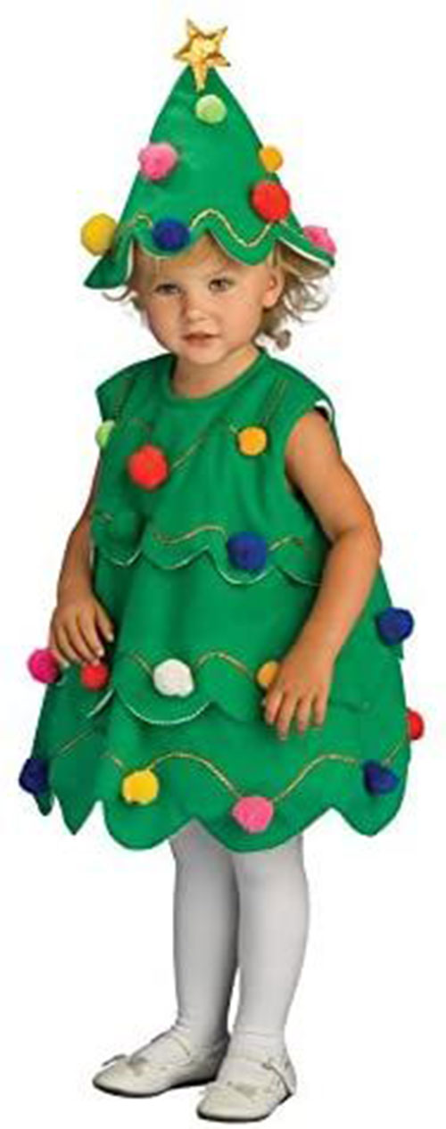 Christmas-Tree-Costumes-Outfits-For-Kids-Adults-2020-3