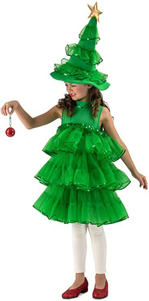 Christmas-Tree-Costumes-Outfits-For-Kids-Adults-2020-5