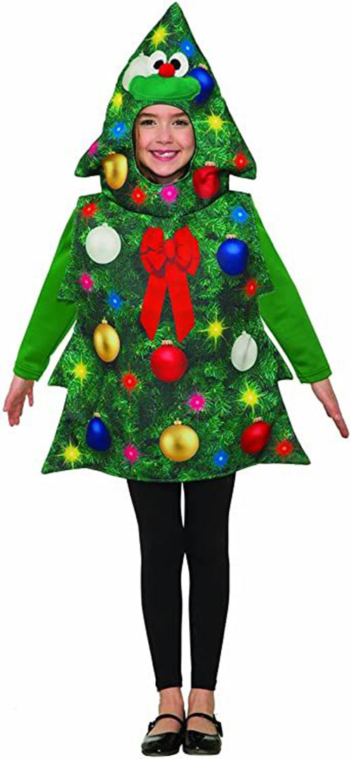 Christmas-Tree-Costumes-Outfits-For-Kids-Adults-2020-7