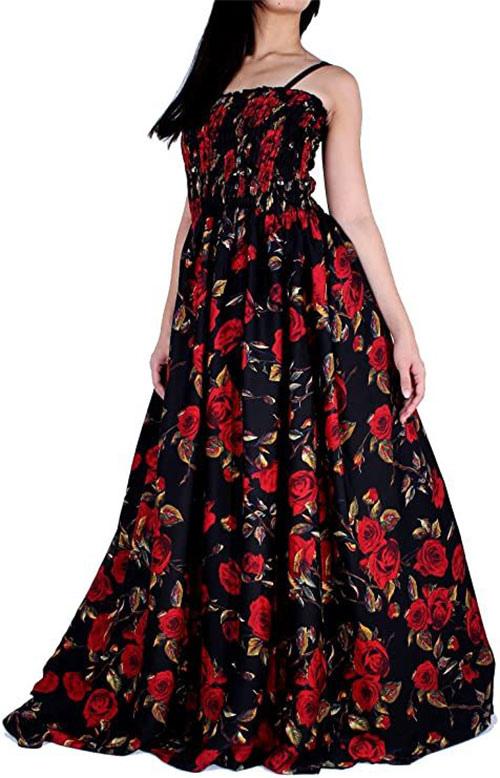 Valentine's Day-Dresses-Red-Fashion-Outfits-2021-4