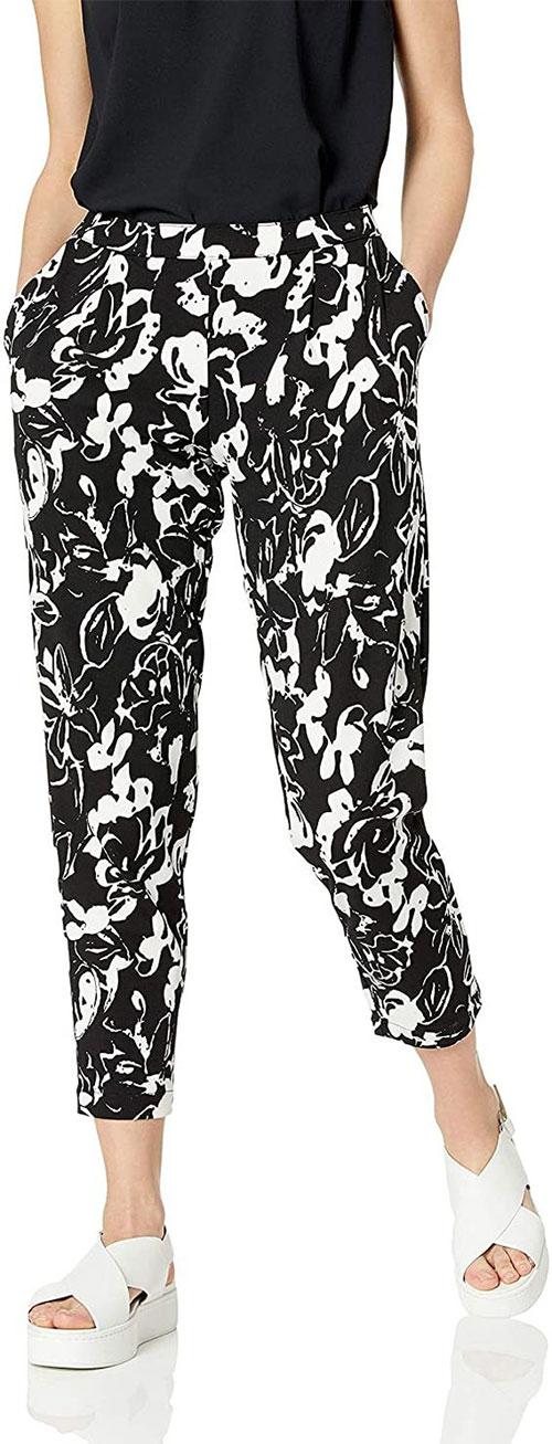 Floral-Print-Pants-For-Girls-Women-2021-Spring-Fashion-13