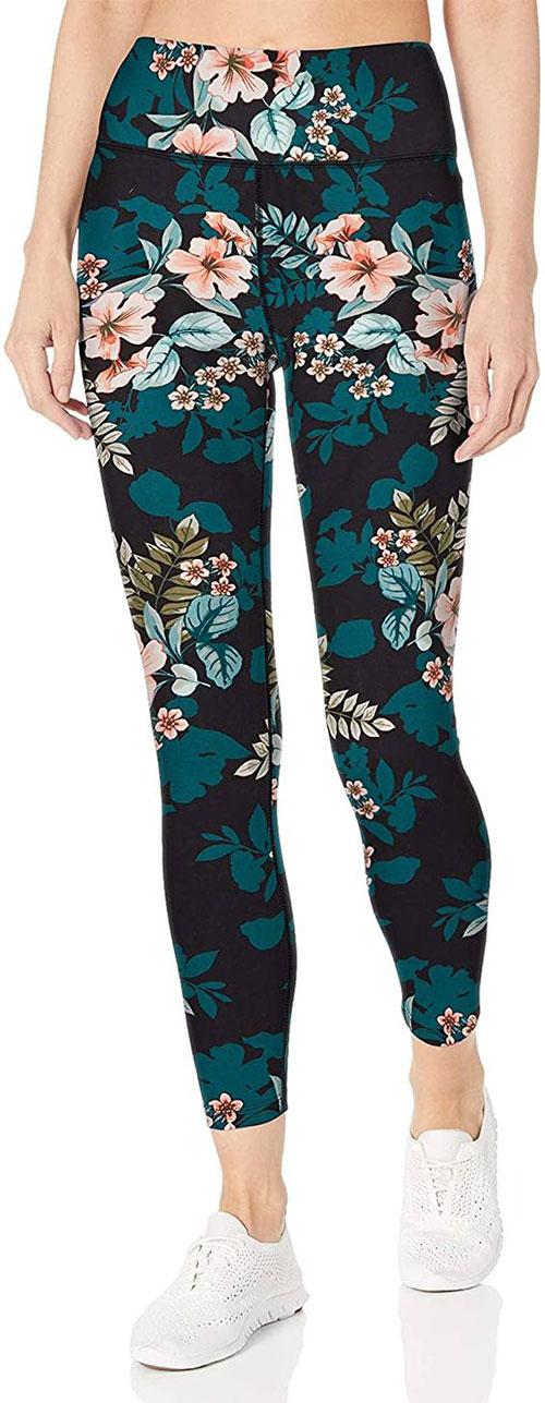 Floral-Print-Pants-For-Girls-Women-2021-Spring-Fashion-7