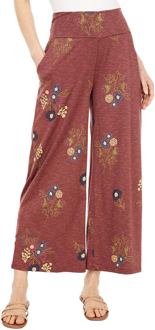 Floral-Print-Pants-For-Girls-Women-2021-Spring-Fashion-9