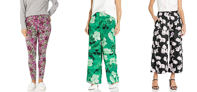 Floral-Print-Pants-For-Girls-Women-2021-Spring-Fashion-F