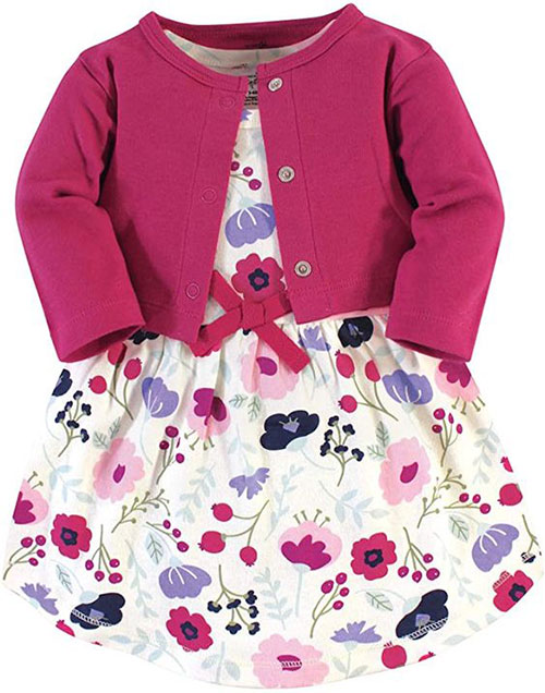 Spring-Dresses-Outfits-For-New-born-Kids-Girls-2021-7