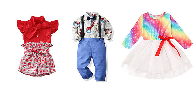 Spring-Dresses-Outfits-For-New-born-Kids-Girls-2021-F