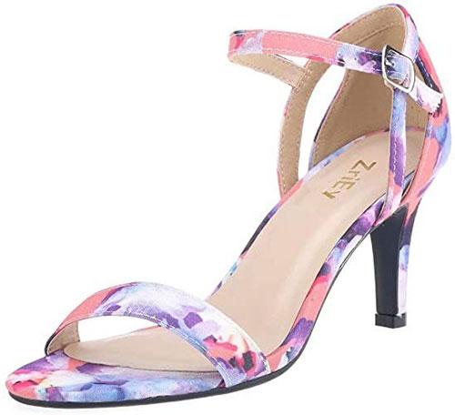 Stylish-Spring-Heels-For-2021-Floral-Heels-12