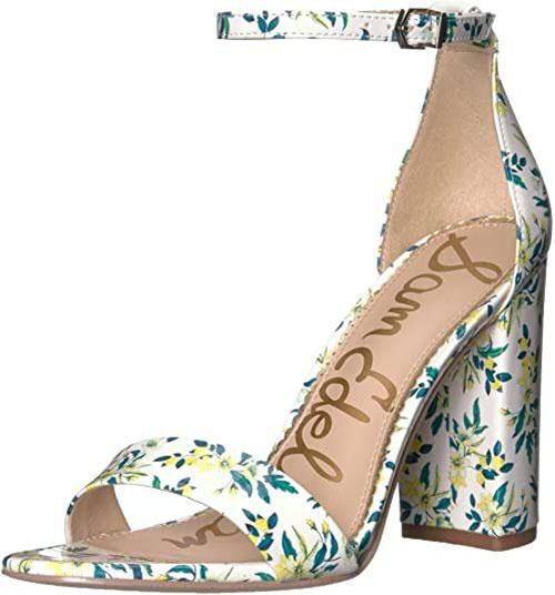 Stylish-Spring-Heels-For-2021-Floral-Heels-15