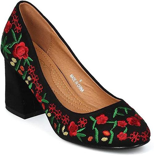 Stylish-Spring-Heels-For-2021-Floral-Heels-2