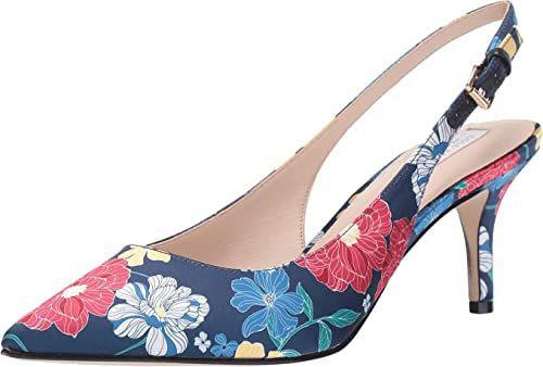 Stylish-Spring-Heels-For-2021-Floral-Heels-4