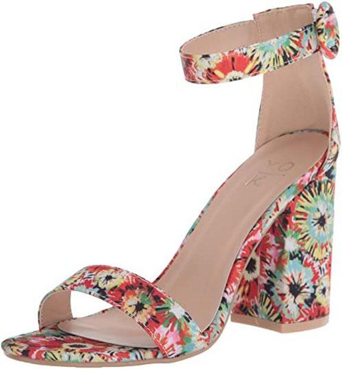 Stylish-Spring-Heels-For-2021-Floral-Heels-6