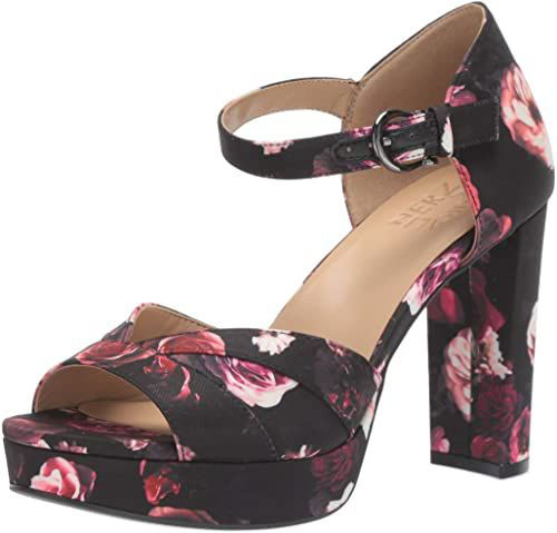 Stylish-Spring-Heels-For-2021-Floral-Heels-7