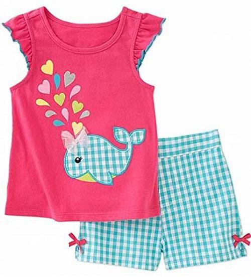 Cute-Summer-Dresses-For-Babies-Boys-Girls-2021-4