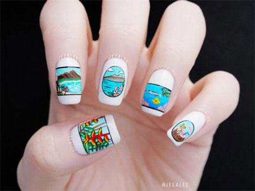 Cute-Summer-Nail-Art-Designs-Ideas-2021-1