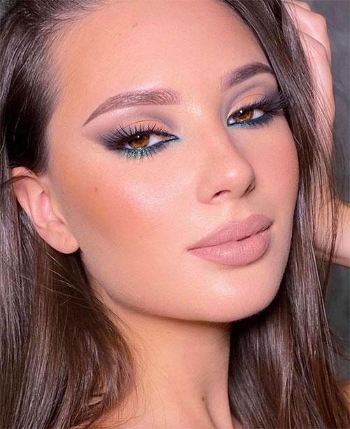 Latest-Summer-Makeup-Looks-Trends-2021-4