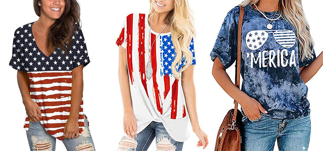 4th-of-July-T-Shirts-For-Women-2021-F